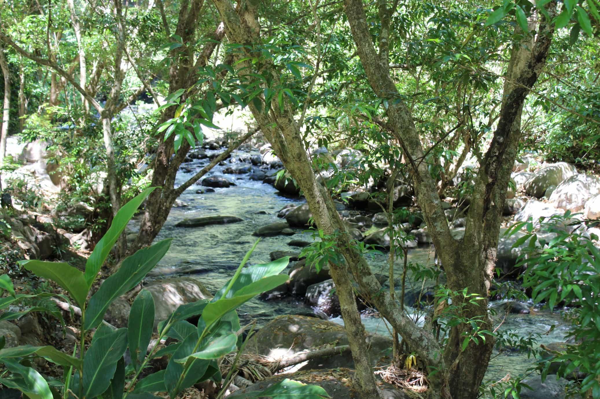 Vandara River